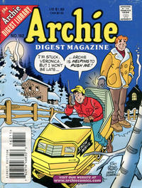 Cover Thumbnail for Archie Comics Digest (Archie, 1973 series) #162 [Direct Edition]