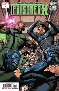 Cover Thumbnail for Age of X-Man: Prisoner X (Marvel, 2019 series) #4