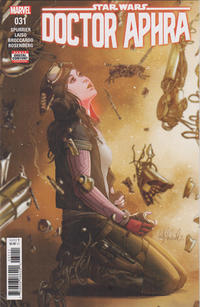 Cover Thumbnail for Doctor Aphra (Marvel, 2017 series) #31