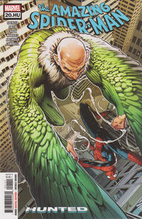 Cover Thumbnail for Amazing Spider-Man (Marvel, 2018 series) #20.HU
