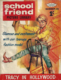 Cover Thumbnail for School Friend Picture Library (Amalgamated Press, 1962 series) #28
