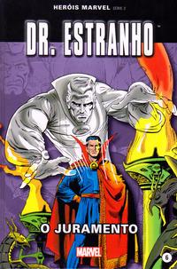 Cover Thumbnail for Marvel Série II (Levoir, 2012 series) #6 - Dr. Estranho: O Juramento