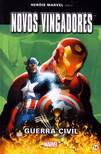 Cover Thumbnail for Marvel Série II (Levoir, 2012 series) #10 - Novos Vingadores: Guerra Civil