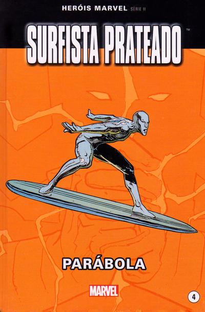 Cover for Marvel Série II (Levoir, 2012 series) #4 - Surfista Prateado: Parábola