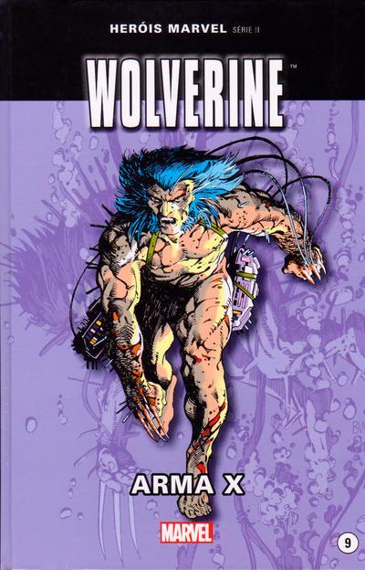 Cover for Marvel Série II (Levoir, 2012 series) #9 - Wolverine: Arma X