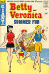 Cover for Archie Giant Series Magazine (Archie, 1954 series) #8 [Canadian]