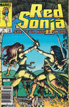 Cover Thumbnail for Red Sonja (1983 series) #2 [Newsstand]