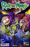 Cover for Rick and Morty (Oni Press, 2015 series) #8 [Exceed Exclusives Giahna Pantano Variant]