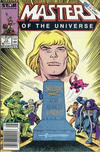 Cover Thumbnail for Masters of the Universe (1986 series) #13 [Newsstand]