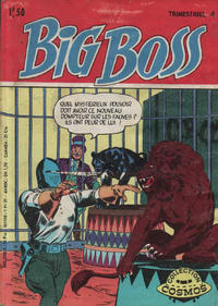 Cover Thumbnail for Big Boss (Arédit-Artima, 1970 series) #4