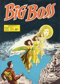 Cover Thumbnail for Big Boss (Arédit-Artima, 1970 series) #17