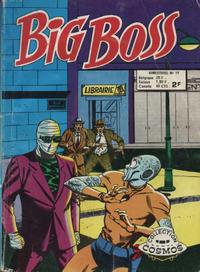 Cover Thumbnail for Big Boss (Arédit-Artima, 1970 series) #19