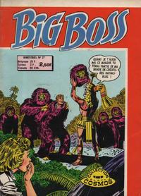 Cover Thumbnail for Big Boss (Arédit-Artima, 1970 series) #27