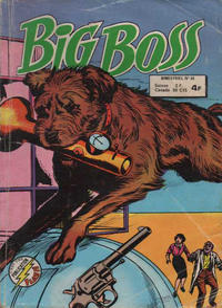Cover Thumbnail for Big Boss (Arédit-Artima, 1970 series) #38