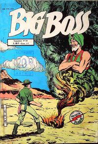 Cover Thumbnail for Big Boss (Arédit-Artima, 1970 series) #58