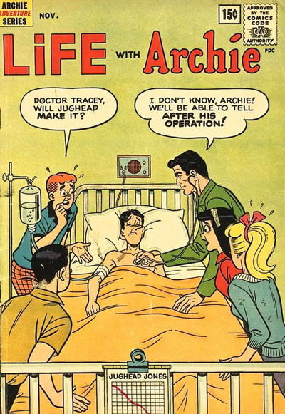 Cover for Life with Archie (Archie, 1958 series) #17