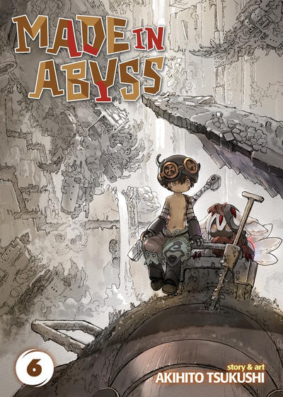 Cover for Made in Abyss (Seven Seas Entertainment, 2018 series) #6