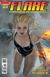 Cover for Flare (Heroic Publishing, 2005 series) #43 [Direct Sales]