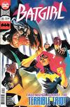 Cover for Batgirl (DC, 2016 series) #35