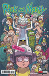 Cover for Rick and Morty (Oni Press, 2015 series) #50 [Cover A]