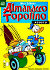 Cover for Almanacco Topolino (Arnoldo Mondadori Editore, 1957 series) #68