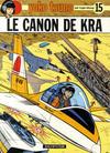 Cover for Yoko Tsuno (Dupuis, 1972 series) #15 - Le canon de Kra