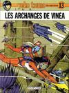 Cover for Yoko Tsuno (Dupuis, 1972 series) #13 - Les archanges de Vinéa