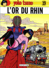 Cover for Yoko Tsuno (Dupuis, 1972 series) #19 - L'or du Rhin
