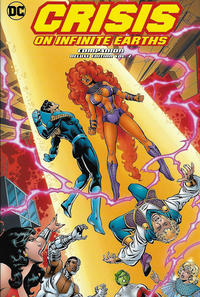 Cover Thumbnail for Crisis on Infinite Earths Companion Deluxe Edition (DC, 2018 series) #2