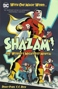 Cover Thumbnail for Shazam!: The World's Mightiest Mortal (DC, 2019 series) #1