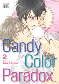 Cover Thumbnail for Candy Color Paradox (Viz, 2019 series) #2