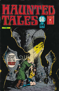 Cover Thumbnail for Haunted Tales (K. G. Murray, 1973 series) #28