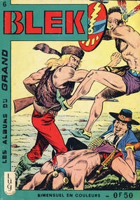 Cover Thumbnail for Blek (Editions Lug, 1963 series) #6