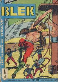Cover Thumbnail for Blek (Editions Lug, 1963 series) #11