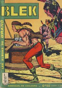 Cover Thumbnail for Blek (Editions Lug, 1963 series) #17