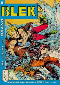 Cover Thumbnail for Blek (Editions Lug, 1963 series) #25