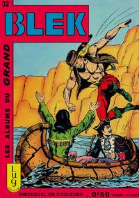 Cover Thumbnail for Blek (Editions Lug, 1963 series) #32