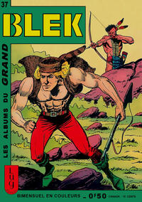 Cover Thumbnail for Blek (Editions Lug, 1963 series) #37