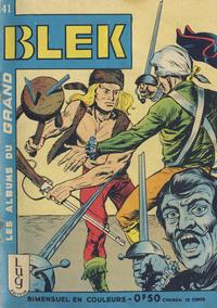 Cover Thumbnail for Blek (Editions Lug, 1963 series) #41