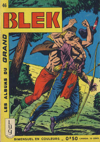 Cover Thumbnail for Blek (Editions Lug, 1963 series) #46