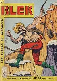 Cover Thumbnail for Blek (Editions Lug, 1963 series) #50
