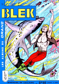 Cover Thumbnail for Blek (Editions Lug, 1963 series) #51