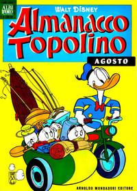 Cover Thumbnail for Almanacco Topolino (Arnoldo Mondadori Editore, 1957 series) #68