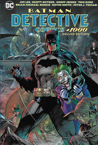 Cover Thumbnail for Detective Comics #1000: The Deluxe Edition (DC, 2019 series)
