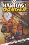 Cover for Hashtag: Danger (AHOY Comics, 2019 series) #2