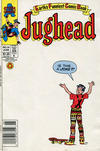 Cover Thumbnail for Jughead (1987 series) #34 [Newsstand]