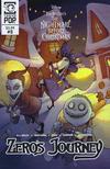 Cover for Disney Tim Burton's the Nightmare before Christmas: Zero's Journey (Tokyopop, 2018 series) #8