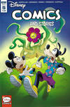 Cover for Disney Comics and Stories (IDW, 2018 series) #5 / 748