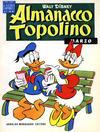 Cover for Almanacco Topolino (Arnoldo Mondadori Editore, 1957 series) #3