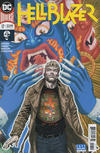 Cover for Hellblazer (DC, 2016 series) #17